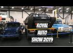 ROYAL AUTO SHOW 2019 | Попал в тусовку с Давидычем и Гордеем