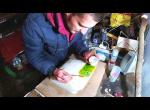Воздухозаборник на капот Ручной работы из монтажной ПЕНЫ. Усиливаем стеклопластиком
