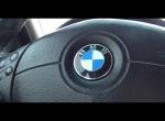 Тест Драйв BMW E39)