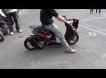 Honda DIO SR