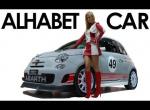 A to Z . #Alphabet car. #ABC. Изучаем #алфавит 2