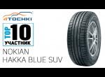 Летняя шина Nokian Hakka Blue SUV